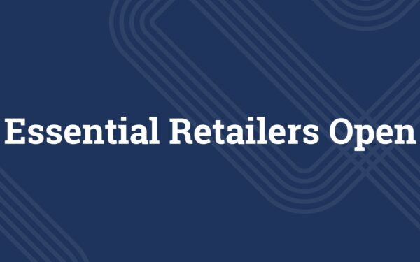 essential retailers open