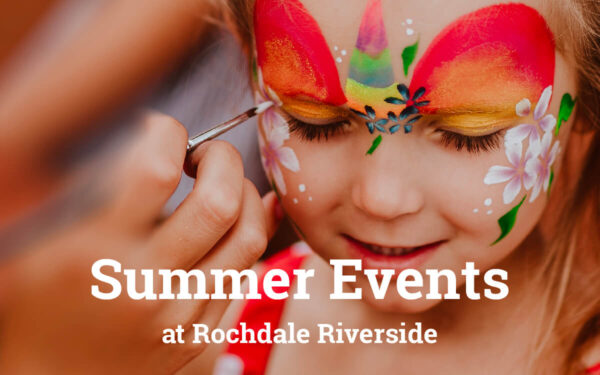 Summer at Rochdale Riverside